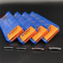 MGMN150 MGMN200 MGMN300 MGMN400 PC9030 10 шт. пазовые твердосплавные вставки токарный станок с ЧПУ Резак токарный инструмент с ЧПУ