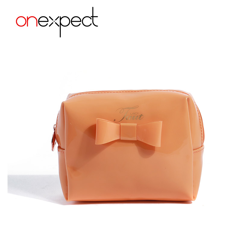 408ee141eed onexpect Women Travel Cosmetic Bags Toiletry Necessaries Silica Gel Makeup  Pouch Organizer Case Pencil Case Zipper