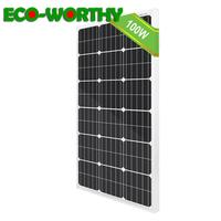 18V 1000W Monocrystalline Solar power Panel for 12V Battery Charge Home solar energy 100W/200W/400W/600W/800W/1000W solar panels