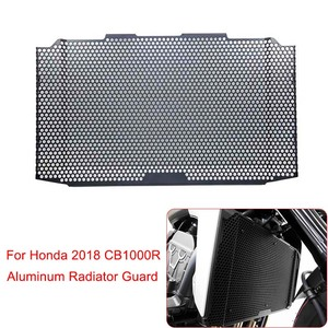For Honda 2018+ CB1000R Motorcycle Radiator Grill Grille Guard Cover Protector For Honda CB1000R 2018 2019 CB 1000 R(China)