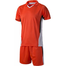 2017 New Brand Polyester Mens Sports Volleyball Jersey Uniforms Blank Soccer Running