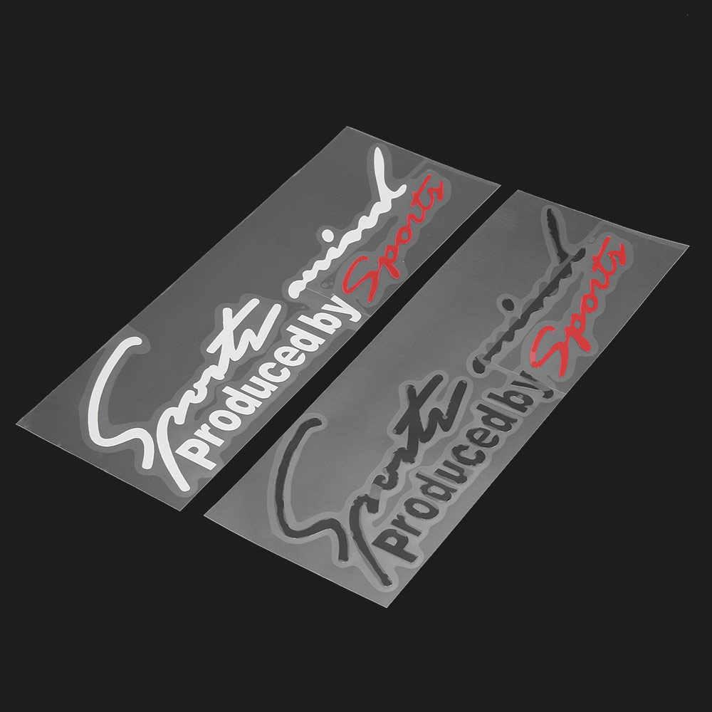 ملصقات سيارة رياضية بشعار شارة ملصق لواصق السيارات غطاء السيارة تزيين السيارة لسيارات أودي بي ام دبليو مرسيدس بنز