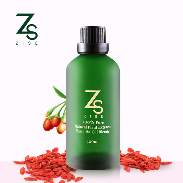 1bottle  100ml /Bag Compound essential oil Wolfberry  whole body oil push scraping blood circulation  kidney protection