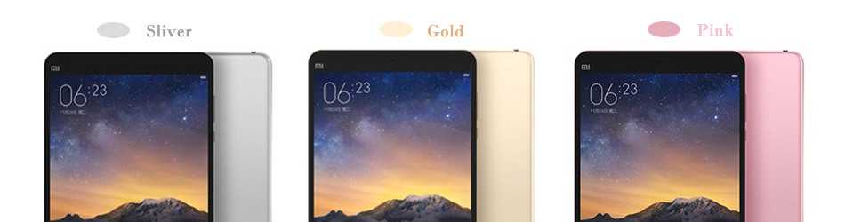 Original Xiaomi MiPad 2