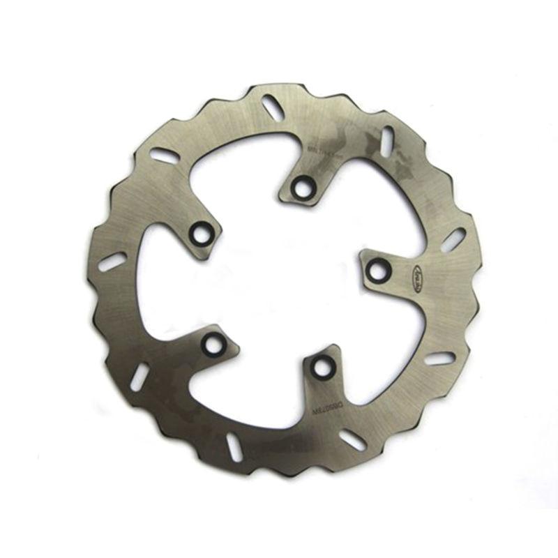 1x Motorcycle Rear Brake Rotors Disc Stainless Steel Braking Disk for Kawasaki ZRX1100 1999-2000 ZRX 1200/1200R/1200S 2001-2006 цены онлайн