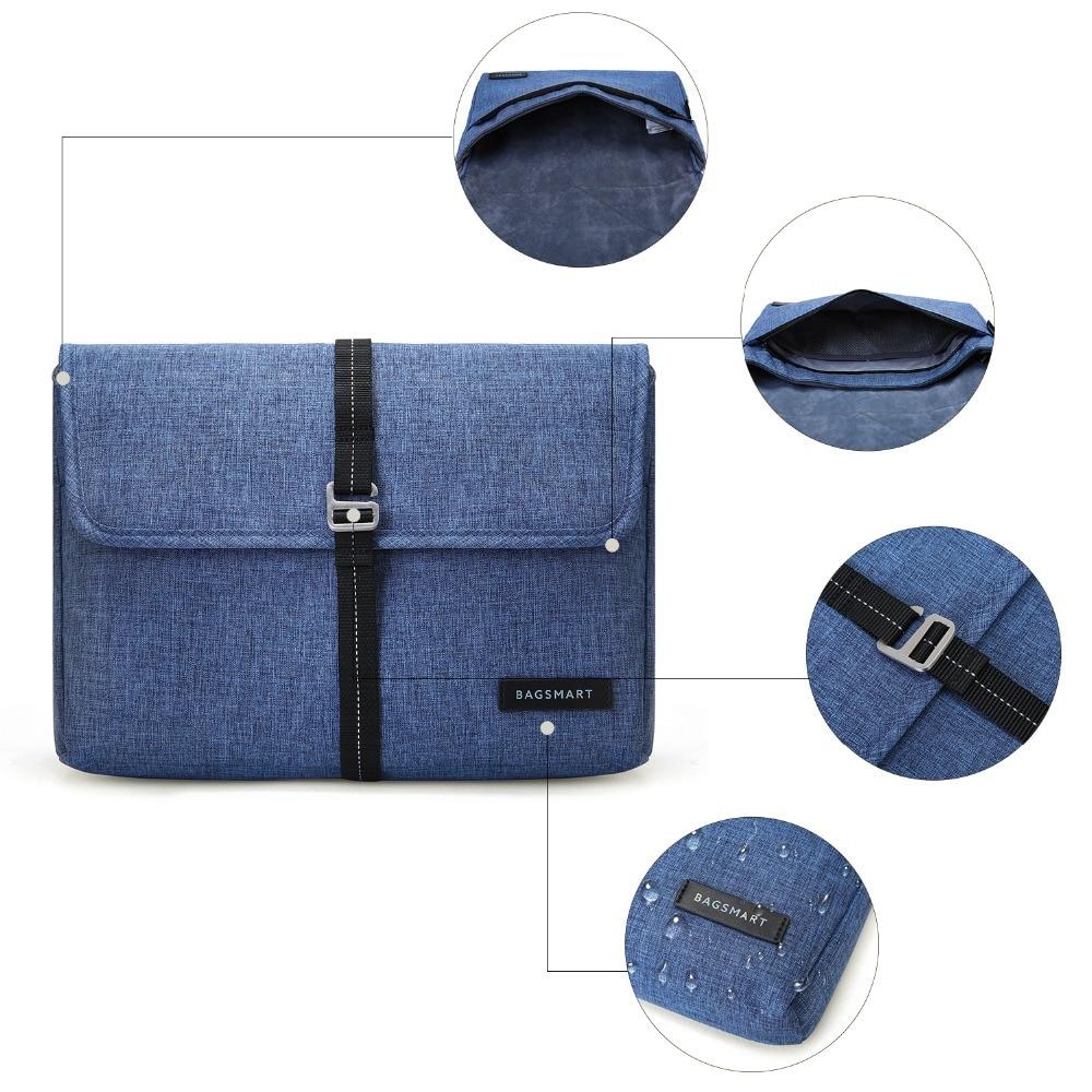 BAGSMART Ny resväskan bärbar väska Tablet Portfolio Väska till - Väskor för bagage och resor - Foto 4