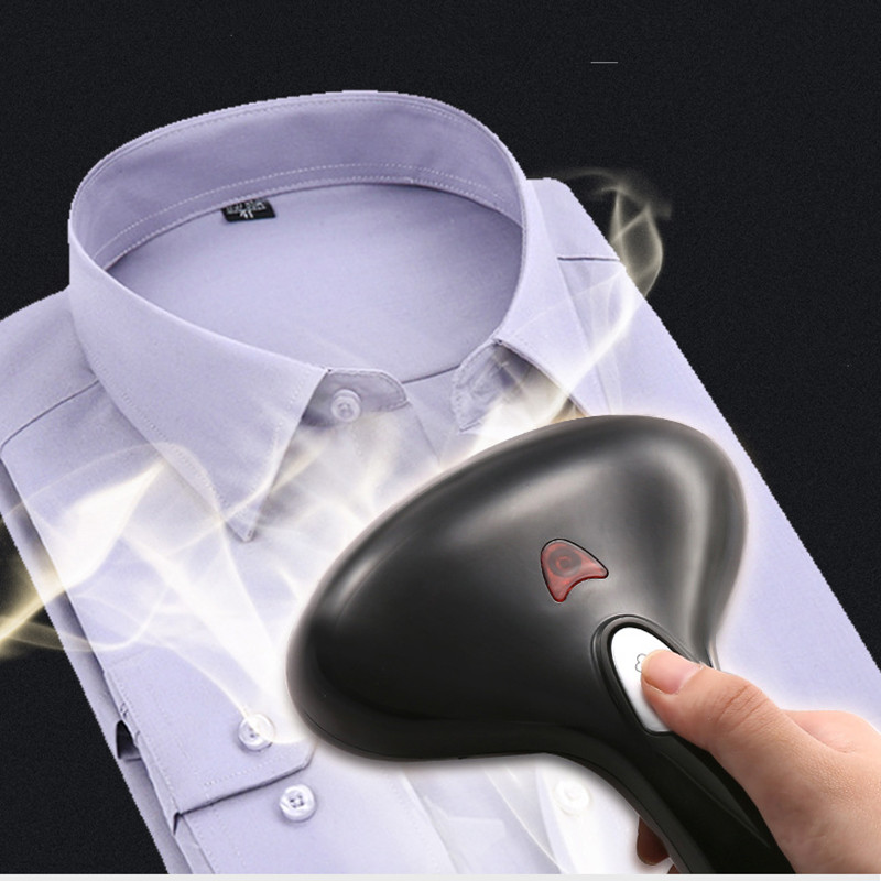 Mini Steam Iron Handheld Fabric Steamer For Clothes Ironing Portable Home Travel Clothes Iron 1000W Powerful Garment Steamer