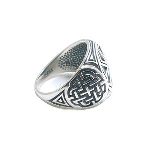 Image 5 - Taille 6 à taille 14 unisexe Cool 925 argent Vikings slave roue amulette anneau