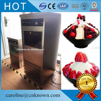 100Kg/24hour snow flake ice maker machine free shipping