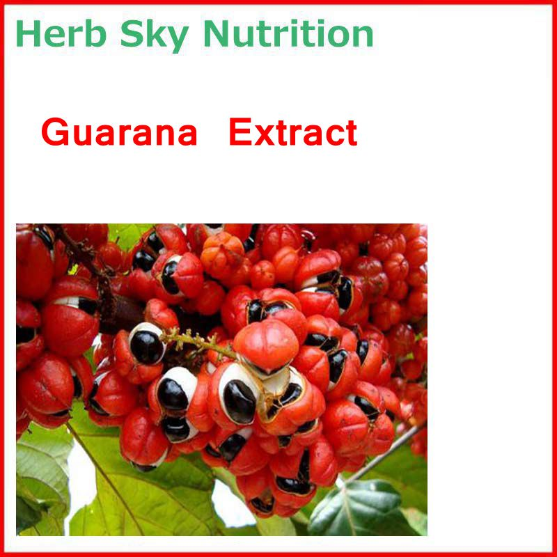 100% Natural& High quality Guarana/ Paullinia cupana Extract with free shipping, boosting energy natural water sorghum pigment extract 300g lot