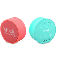 MIFA i1 Altavoz Bluetooth Inalámbrico Con Micrófono Micro SD