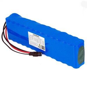Image 3 - Liitokala 24V 10ah 7S4P batteries 250W 29.4v 10000mAh batterie 15A BMS pour moteur chaise ensemble alimentation électrique + 29.4V 2A chargeur
