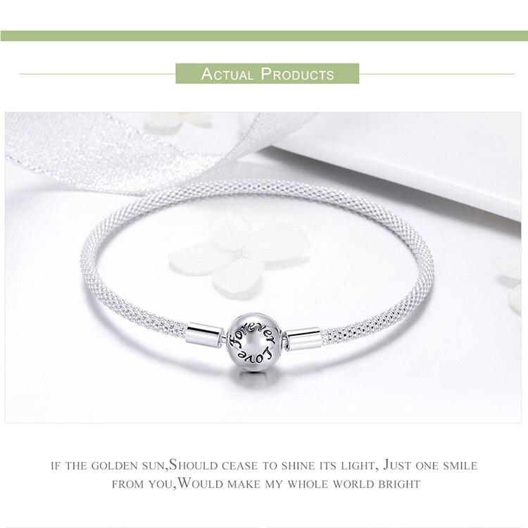 para sempre cobra corrente pulseiras feminino jóias
