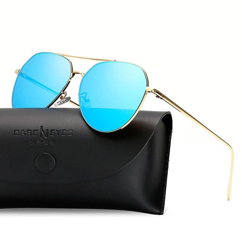 Sonnenbrillen Herren-brillen Vornehm Xiwang 2019 Neue Modische Metall Sonnenbrille Männer Und Frauen Trend Beschichtung Flugzeug Sonnenbrille Reflektierende Sonnenbrille Pc Material