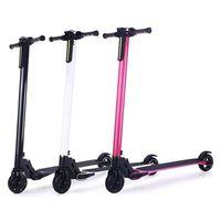 2 колеса складной Электрические скутеры Алюминий сплава скутер LG 6.6ah батарея складной скейтборд hoverbaord для детей и взрослых нет налога