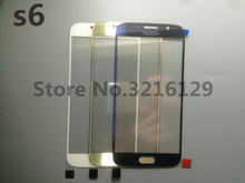 10pcs/lot NEW Original Replacement LCD Front Touch Screen Glass Outer Lens For Samsung Galaxy s6 G920 G920F High Quality