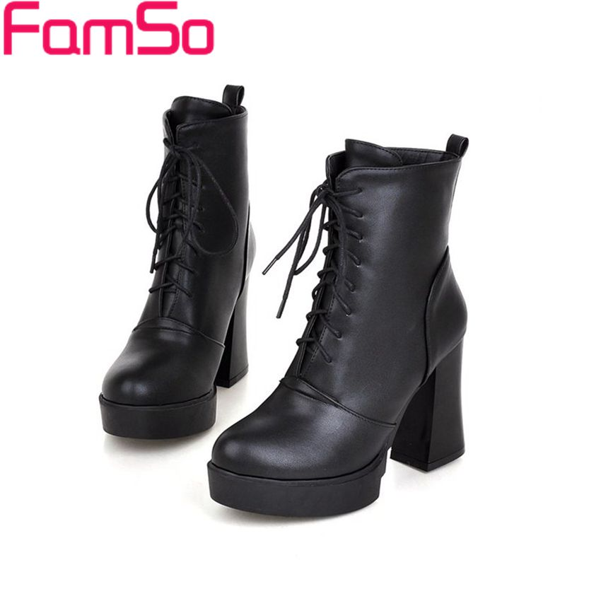 Plus Size34 43 2016 new Sexy font b Women b font Boots black Autumn Riding Boots