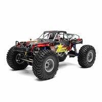 2018 Новый HSP RGT 18000 1/10 2,4 г 4WD 470 мм Rc автомобиль рок Молот гусеничный внедорожных Грузовиков RTR игрушки для детей подарок на день рождения