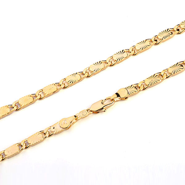 a01a8407109 N1834166 Dubai new gold chain design 18k gold plated link chain necklace  for men handmade statement necklace