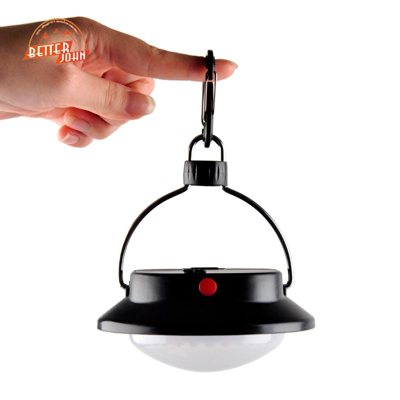 2017 Открытый 60 LED Ультра Яркий Ручка Походы Кемпинг Лампы Палатка Свет с Абажуром Круг Прочный Рыбалка Висит Освещения
