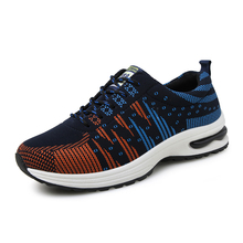2017 New Running Shoes Men's Summer Breathable Shoes Male Flying Light Travel Shoes Zapatillas Hombre A-178