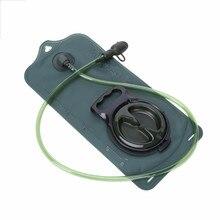 2L/3L Wasser Tasche Military TPU Trink Blase Camping Wandern Klettern Fahrrad Outdoor Sport Getriebe Zubehör