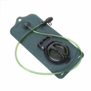 Image 1 - 2L/3L Water Bag Military TPU Hydration Bladder Camping Hiking Climbing Bicycle Outdoor Sport Gear Accessories