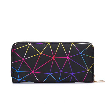 New Geometry Luminous Women's Clutch