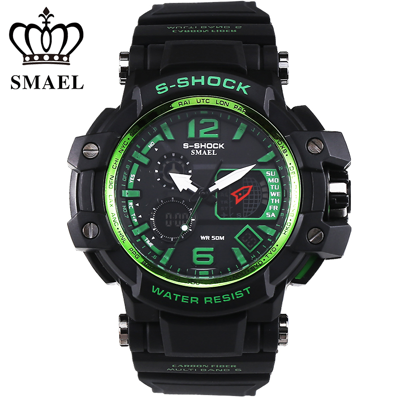 aliexpress buy popular smael sport watches led