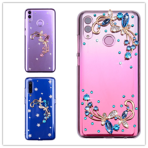 Diamond-Case Glitter Rhinestone 6-Crystal-Case Oneplus7 Cover For 6T Bling 5-5t-3 3T