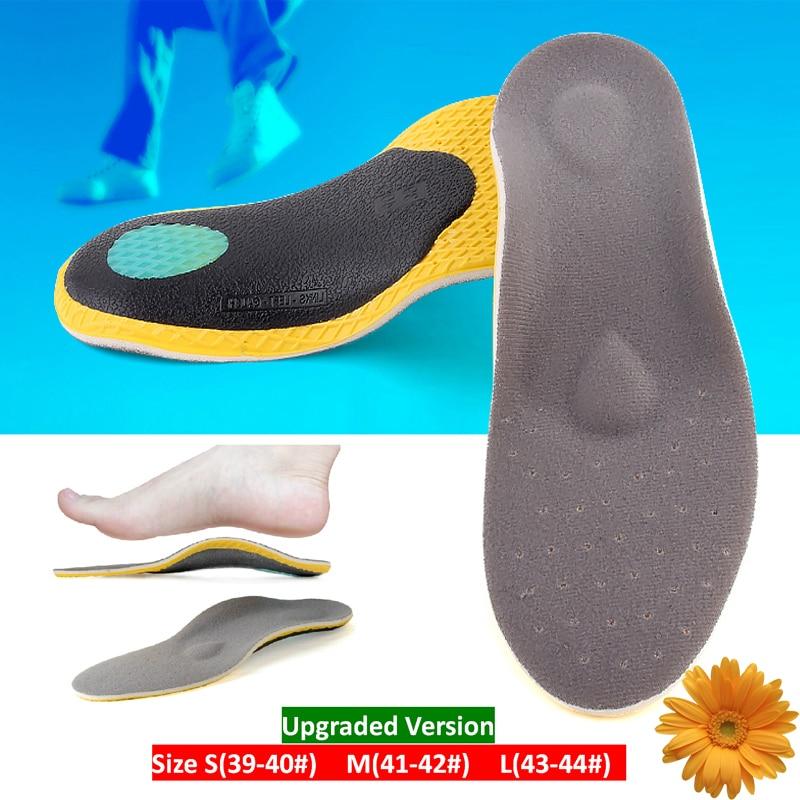 1 pari Ortotika ravnih stopal Vstavki za mehko obutev Športna obutev - Kampiranje in pohodništvo