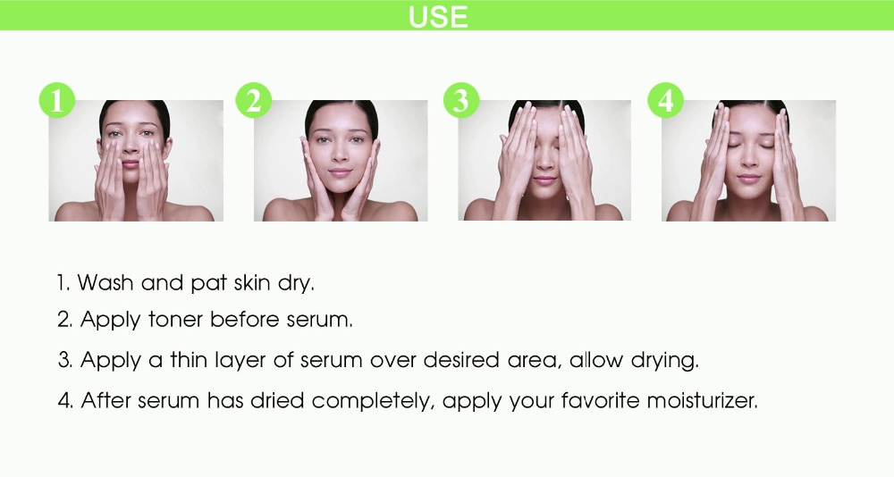 HA Serum-Usage