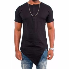купить 2017-2017 NEW TOP kanye west Mens Hip Hop Top Tees Tyga 100%Cotton T-Shirt Swag Skate Black White Cool Rock Star Clothes дешево