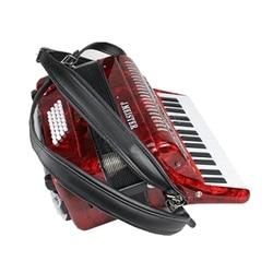 4pcs Black Thickness Bass Guitar Strap PU Leather Shoulder Straps Belt Adjustable 2 Short 2 Long Musical Instrument Accessories