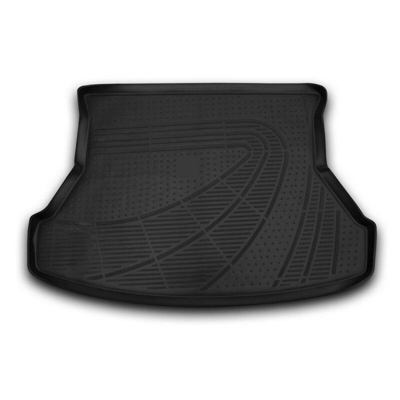 Tapis de coffre arrière tapis de chargement de botte pour BMW X3 E83 2004-2010 tapis de sol de plateau protecteur de coup de pied de boue 2005 2006 2007 2008 2009