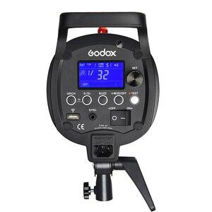 Image 3 - 3x Godox QS400II/QS600II/QS800II/QS1200II 2.4g Wireless X1T Trasmettitore Studio Strobe Flash di Luce Softbox Set kit di illuminazione