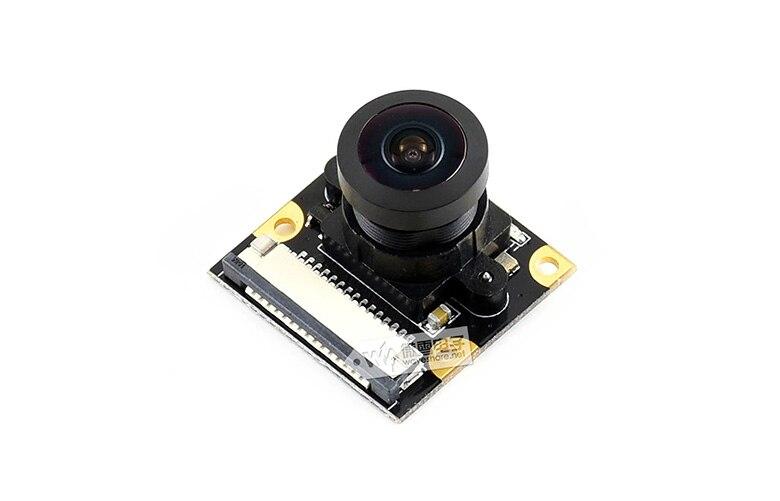 IMX219-160 Camera 3280 × 2464 Resolution 8 Megapixels Supports NVIDIA Jetson Nano Developer Kit