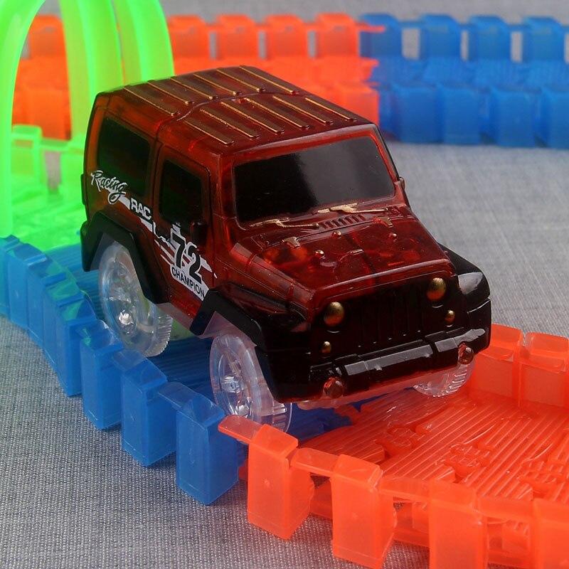 წვრილმანი ტრეკების - სათამაშო მანქანები - ფოტო 2