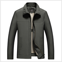 M 3XL 100 Cotton 2015 New Brand Spring Summer Casual Outdoor Men Jacket Mens Jackets