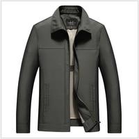 M 3XL 100 Cotton 2015 New Brand Spring Summer Casual Outdoor Men Jacket Mens Jackets