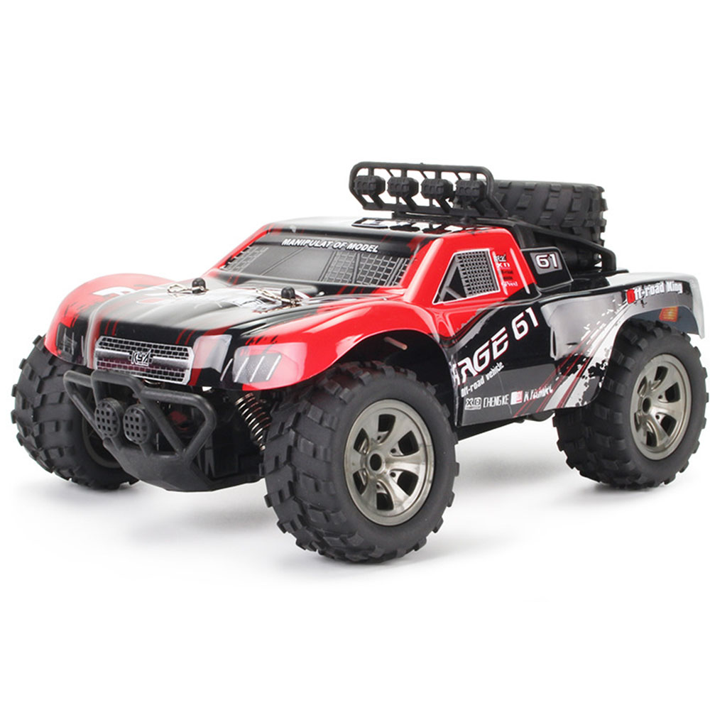 RC Car 2.4G 4CH Rock Crawlers Driving Car Drive Bigfoot Car Remote Control Car Model OffRoad Vehicle Toy wltoys car rc drift image