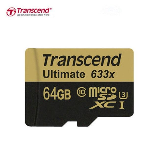 Превзойти настоящее 32 ГБ 64 ГБ MicroSD MicroSDHC MicroSDXC микро-sd SDXC SDHC 95 МБ/с. класс 10 633X UHS-1 U3 UHS-I TF карты памяти