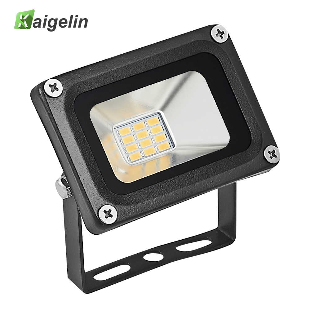 Led Floodlight 12v 10w Waterproof Ip65 Led Spotlight Ultra Thin Reflector Flood Light Outdoor Street Garden Lighting Lamp Led Floodlight Floodlight 12vled Floodlight 12v Aliexpress
