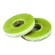 3mm Thick Fiber Coil Core Washers Parts 100 Tattoo Machine Coil Core Washers