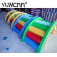 high quality customized made kids soft toy plant children playground set YLW-INA171017