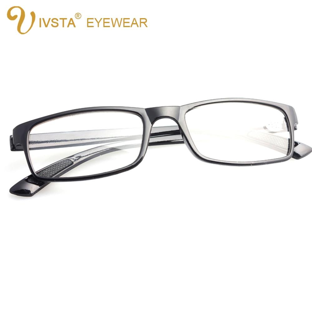 Plastic Framed Reading Glasses