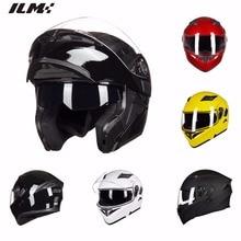 ILM Motorrad Helm Safe Helm Racing Motocross Quad Dirt Bike Helm DOT Genehmigt Helm Moto Cascos Motociclistas Capacete