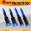 NON Adjustable Blue Suspension Coilover Kits FOR Lex S IS300 IS200 Sed N 4D Altez