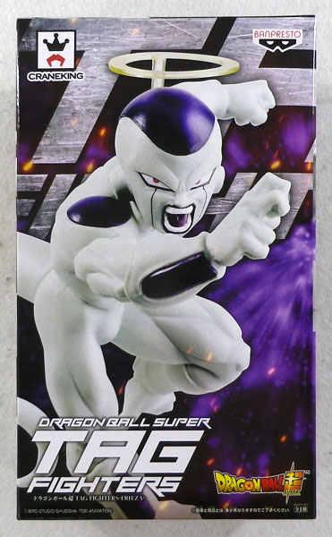 """Japão anime """"dragon ball super"""" original banpresto tag fighters vol.1 coleção figura-frieza"""