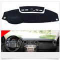 Interior Dashboard Carpet Photophobism Protective Pad Mat For Land Rover Discovery 3/4